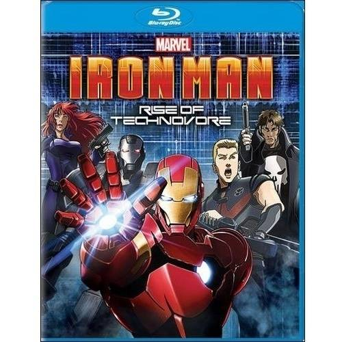 Iron Man: Rise Of The Technovore (Blu-ray) (Anamorphic Widescreen)