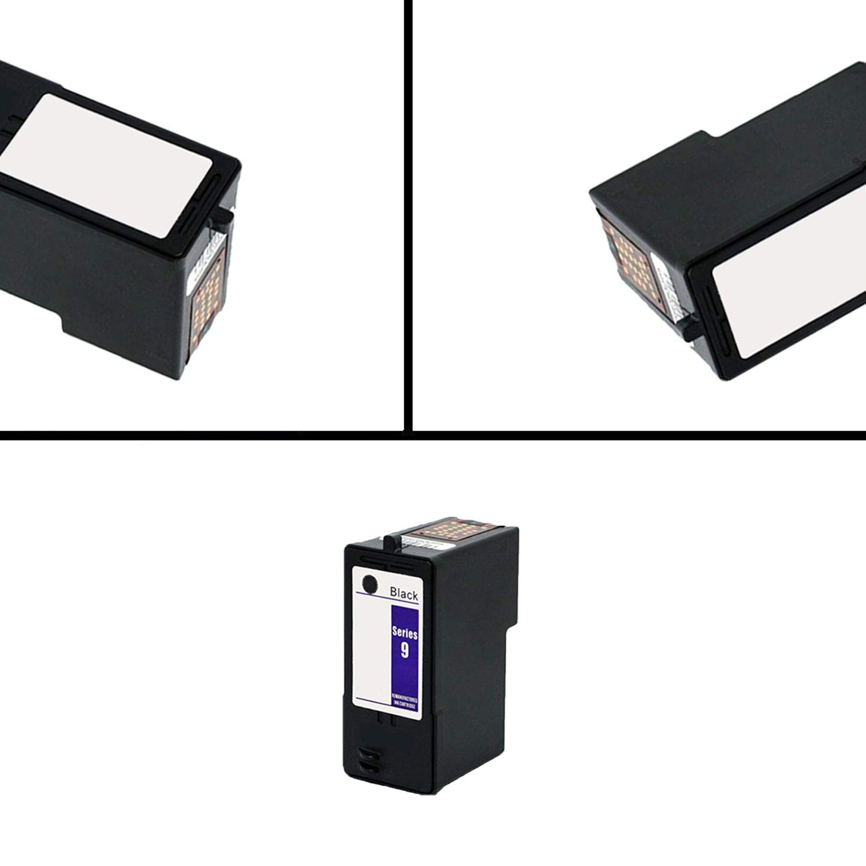MK992 Black Ink Cartridges for DELL 926 BLACK Only Series 9 V305W Printers V305 Awesometoner 2-Pack DELL Remanufactured DELL
