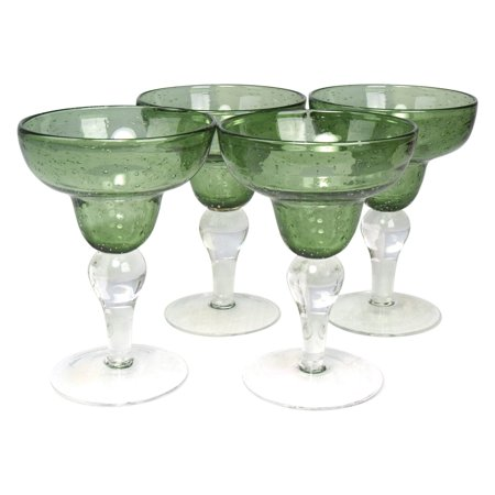 Artland Inc. Iris Sage Margarita Glasses - Set of 4