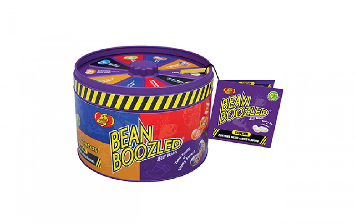 Jelly Belly BeanBoozled Tin, 3.36 oz by Jelly Belly Candy Company