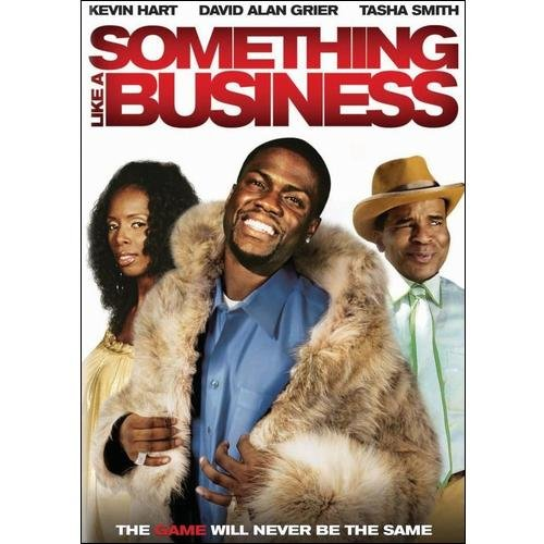 Something Like A Business (With INSTAWATCH) (Widescreen)