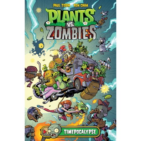 Plants vs. Zombies Volume 2: Timepocalypse covid 19 (Plants Zombies Pattern coronavirus)
