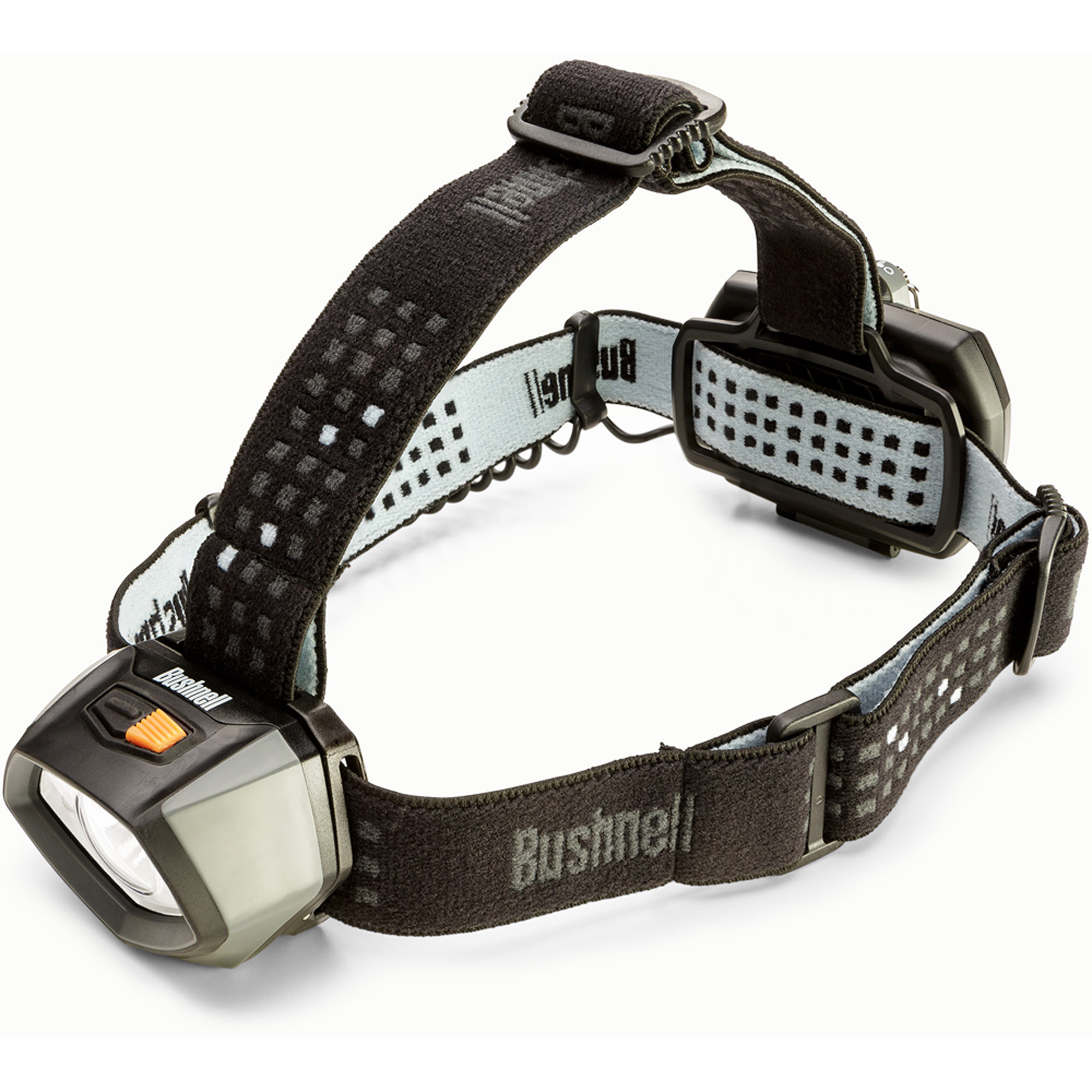 Bushnell TRKR Multi-Color Headlamp, 250 Lumens