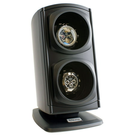Versa Automatic Double Watch Winder - Black ()
