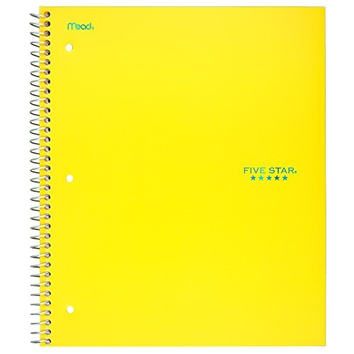 100//Sheets2 Pack 8.5 x 11 Graph Paper Notebook Wirebound 1InTheOffice Graph Composition Book Assorted Colors
