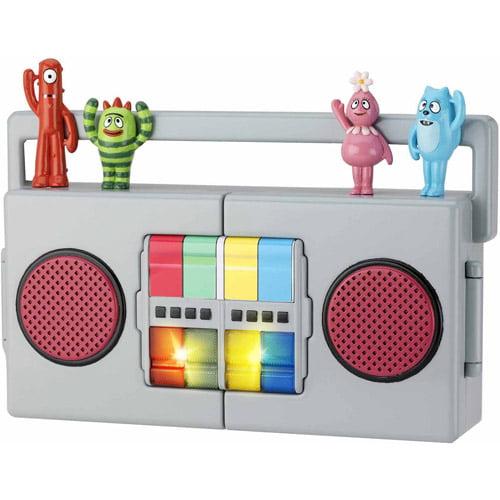 Yo Gabba Gabba Boombox Theater by Blue Box New IN BOX RARE! by Blue Box Toys, Inc.