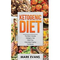 Ketogenic Diet: 4 Manuscripts - Ketogenic Diet Beginner's Guide, 70+ Quick and Easy Meal Prep Keto Recipes, Simple Approach to Intermittent Fasting, 60 Delicious Fat Bomb Recipes (Volume 2) (Hardcover
