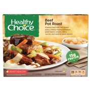 Healthy Choice Classics Complete Meals Frozen Dinner, Beef Pot Roast, 11 Ounce