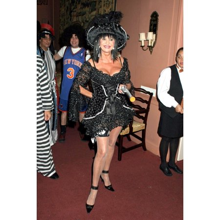 Ivana Trump Inside For Donna And Dick Soloway Halloween Party Manhattan New York Ny October 31 2005 Photo By Rob RichEverett Collection Celebrity](Halloween New York)