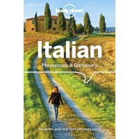 Phrasebook: Lonely Planet Italian Phrasebook & Dictionary (Paperback)