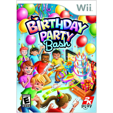 Birthday Party Bash - Nintendo Wii, Free party invitations and special Duncan Hines coupon included to bring the virtual party into reality. By by Solutions 2 Go](Special Event Invitations)