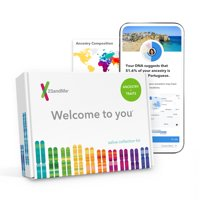 23andMe - Personal Ancestry + Traits Kit with Lab Fee Included