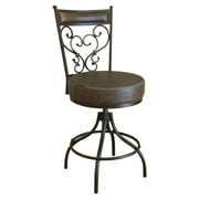 Cantina Adjustable Armless Barstool