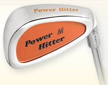 Momentus Golf PHILRSC Ladies Power Hitter Iron - RH