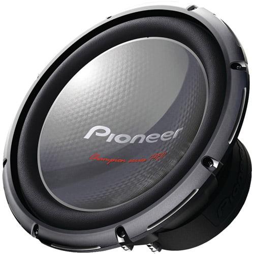 """Pioneer TS-W3003D4 12"""" 2,000-Watt Champion Pro Subwoofer by Pioneer"""
