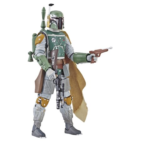 Star Wars The Black Series Archive Boba Fett Figure (Boba Fett Birthday)