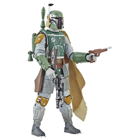 Star Wars The Black Series Archive Boba Fett Figure - Boba Fett Jetpack Backpack