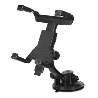 iMounTEK Universal Suction Cup Expanding Car Mount Holder 7-10.1 Inches for Tablets, GPS and more