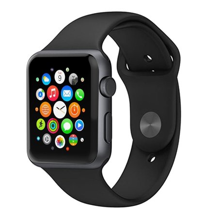 silicone sport wrist band bracelet strap for apple watch. Black Bedroom Furniture Sets. Home Design Ideas