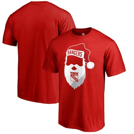 New York Rangers Fanatics Branded Jolly T-Shirt -