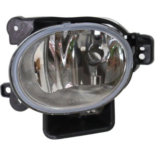 APR High Quality Aftermarket Fog Light Assembly For 2007