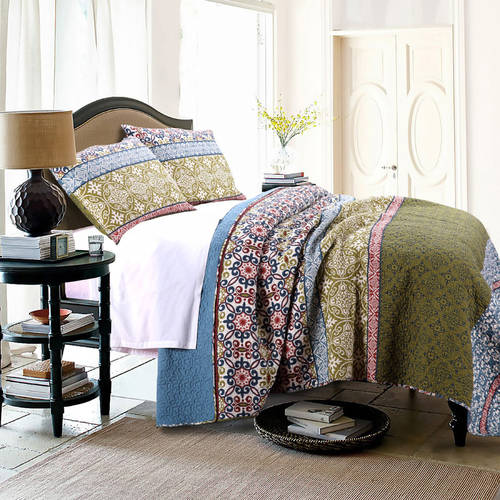 Global Trends Shelby Quilt Set