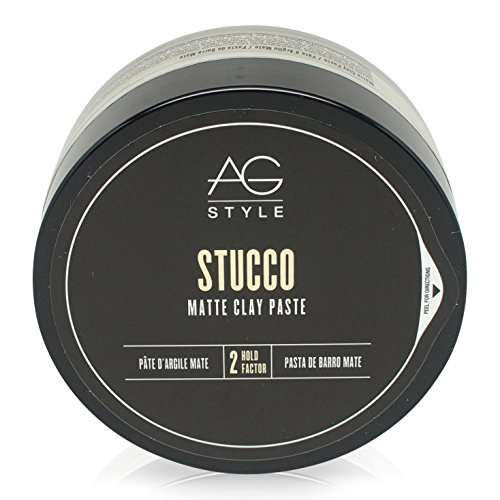 AG Hair Style Stucco Matte Paste, 2.5 Ounce