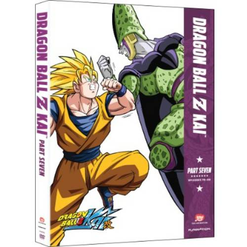 DragonBall Z Kai: Part Seven