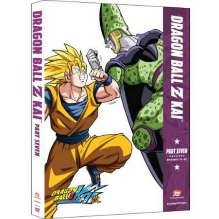 DragonBall Z Kai: Part Seven
