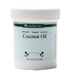 Coconut Medicine (LorAnn Natural Coconut Oil (Flavorless) 4 oz )