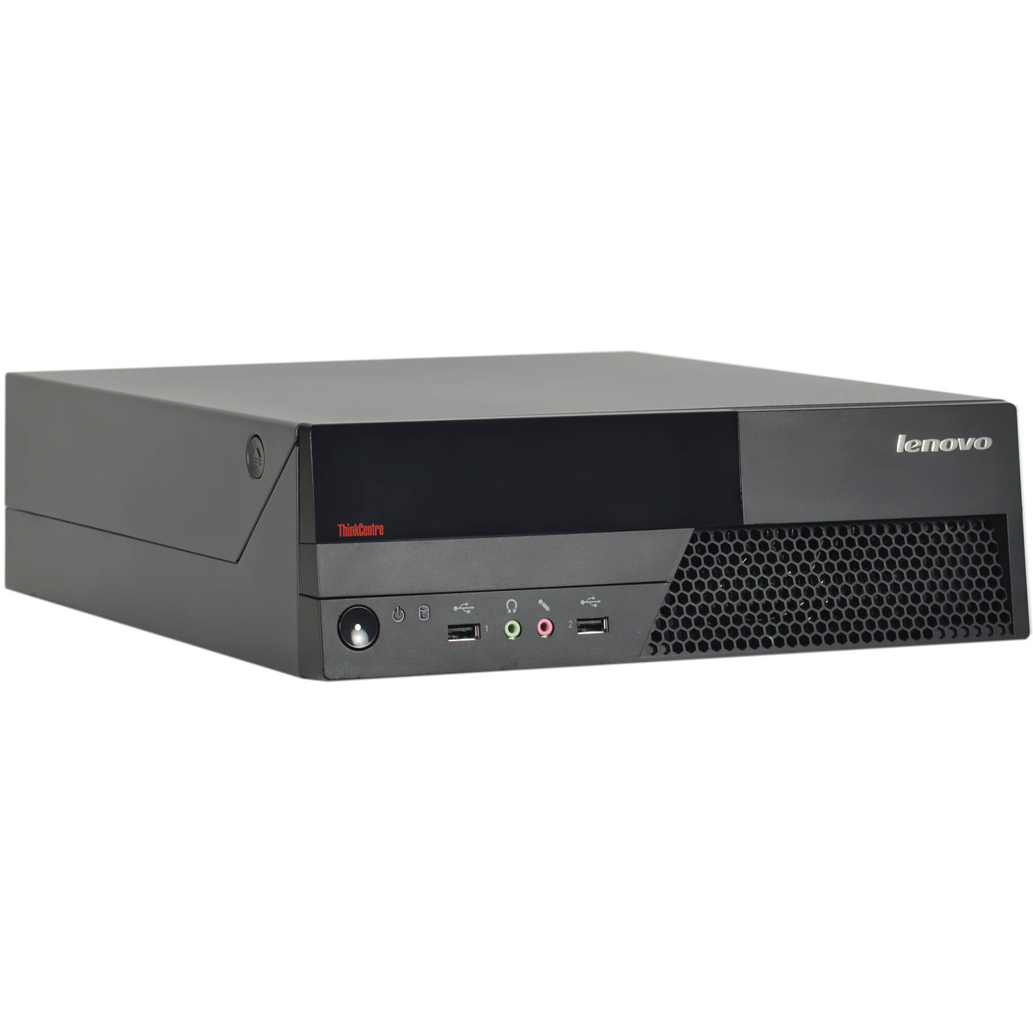 Refurbished Lenovo ThinkCentre M58-SFF Desktop PC with Intel Dual Core Processor, 2GB Memory, 160GB Hard Drive and Windows 10 Home Premium (Monitor Not Included)