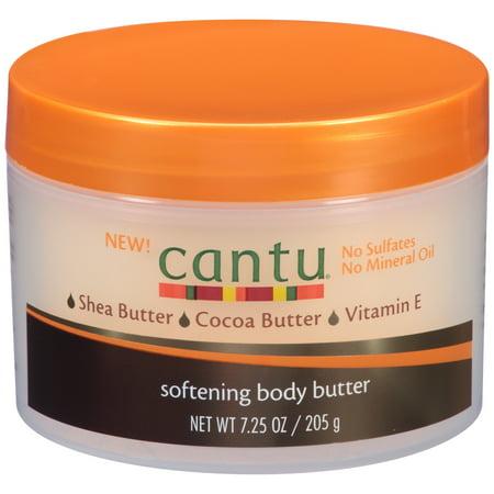 Cantu Softening Body Butter, 7.25 oz.