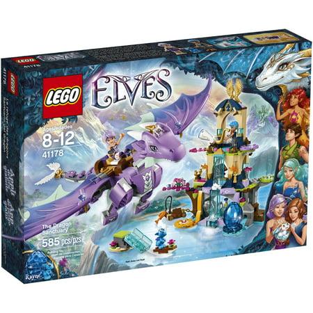Lego Lg Elv The Dragon Sanctuary 41178