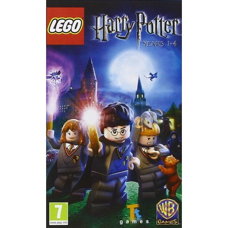 - LEGO Harry Potter: Years 1-4 - PC [CD-ROM] [Windows XP]