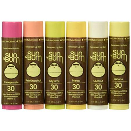 Sunscreen Lip Balm 3-Pack by Sun Bum #12
