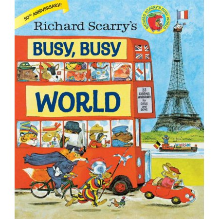 Richard Scarrys Busy  Busy World