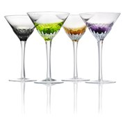 Artland Solar Martini Glass - Set of 4
