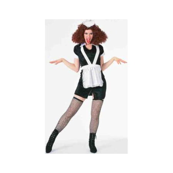 Women's Magenta Costume - Rock Horror Picture Show