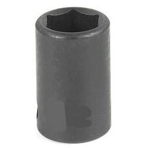 """Grey Pneumatic 1012R 3/8"""" Drive x 3/8"""" Standard Socket"""