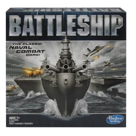Hasbro Battleship® Board Game - Ages 7+