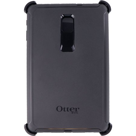 watch 1db41 da7e5 Otterbox Defender Series Case & Stand Cover for Galaxy Tab A 10.5 (2018) -  Black