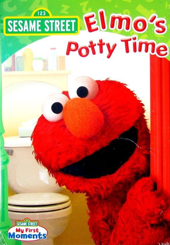 Sesame Street PBS Kids: Elmo's Potty Time (Other) by Sony Wonder