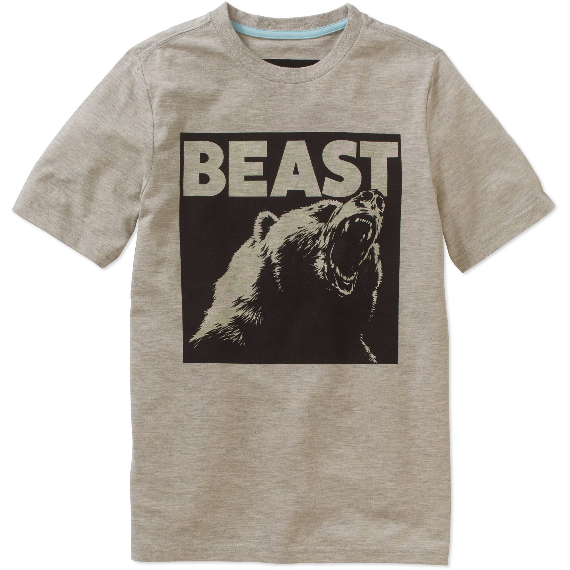 Boys' Beast Short Sleeve Color Change T-Shirt