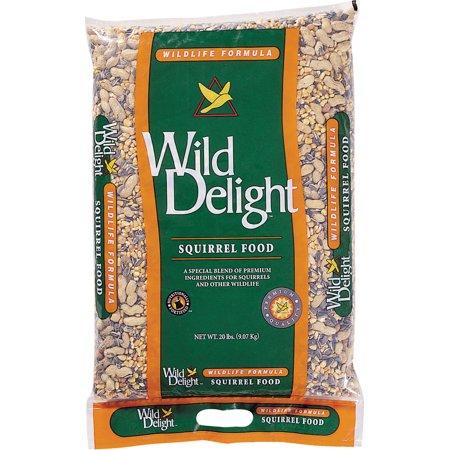 Wild Delight Crunch N Nut Squirrel Food