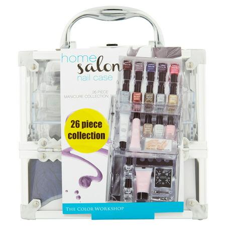 The Color Workshop Accueil Salon Nail Case