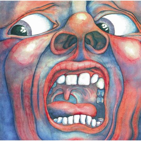 In The Court Of The Crimson King (Remaster) (CD) (In The Court Of The Crimson King Remastered)
