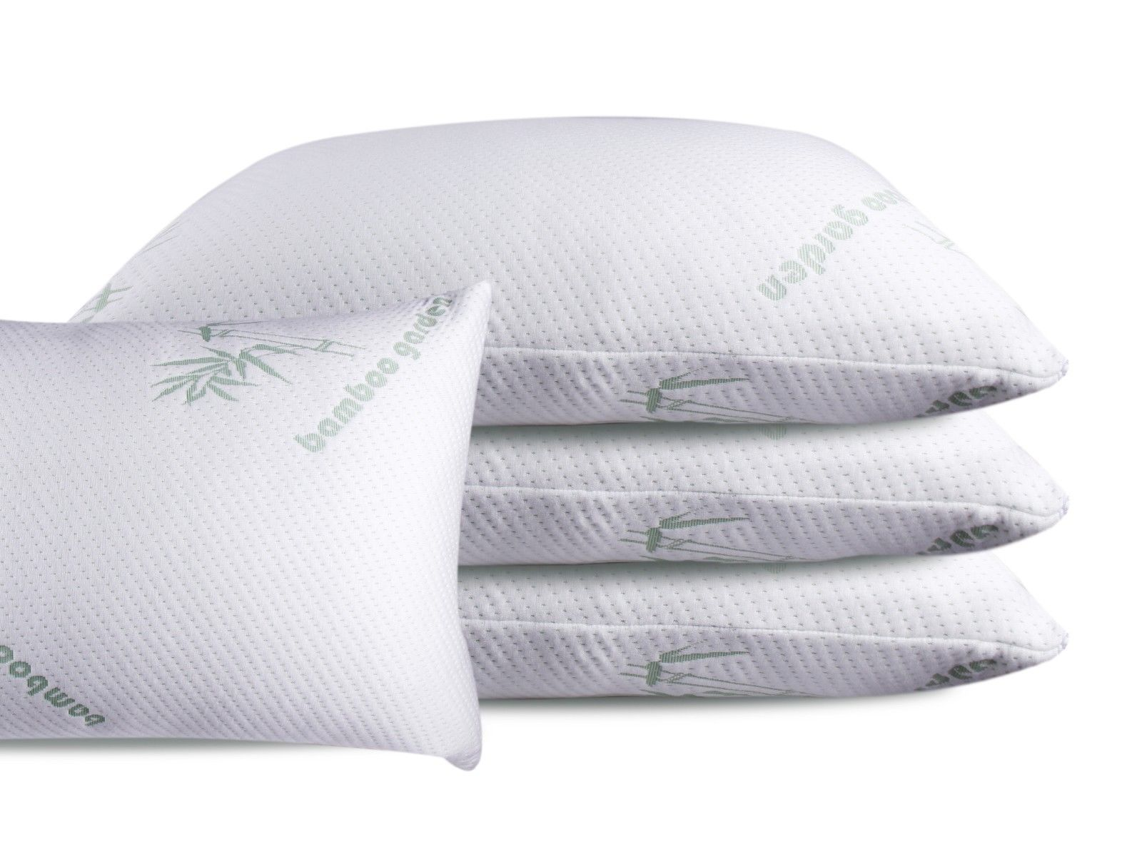 1Piece King HIGH DENSITY Memory Foam Bed Pillow 100 CertiPur
