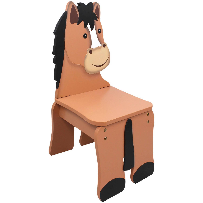 Fantasy Fields Happy Farm Horse Kids Desk Chair