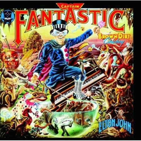 Elton John - Captain Fantastic & the Brown Dirt