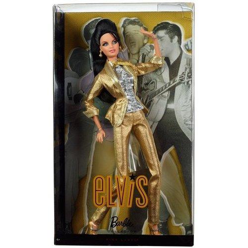 Barbie Collector Elvis Barbie Doll
